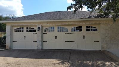 3 car garage door repair