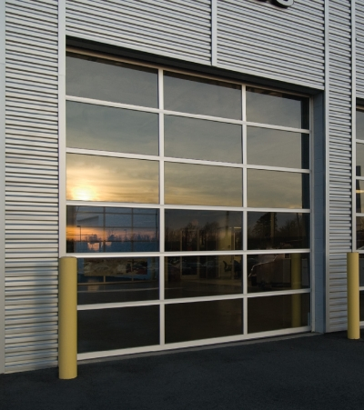 commercial glass garage doors austin, tx