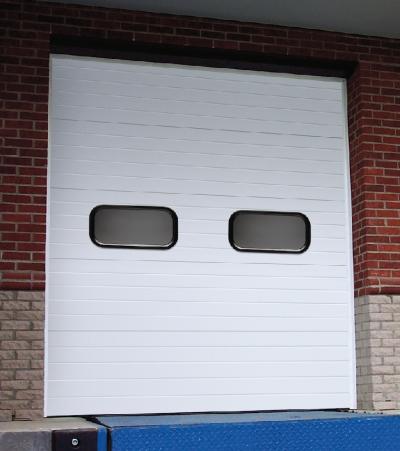 utility access garage door