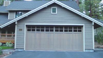 double garage install austin, tx